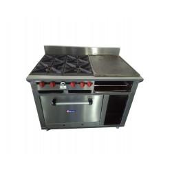 Cocina 4 hornillas...